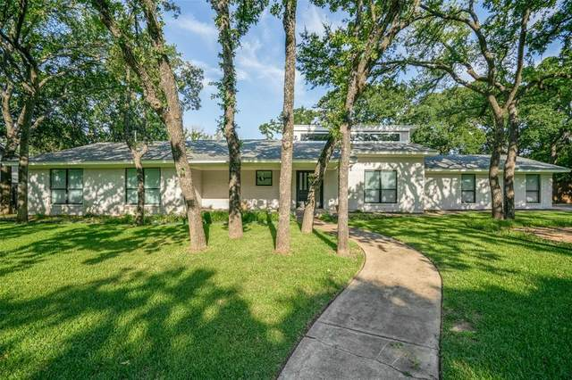 5808 Quality Hill Road, Colleyville, TX 76034 (MLS #14605308) :: The Krissy Mireles Team