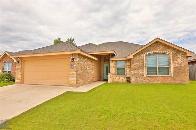 5141 Spring Creek Road, Abilene, TX 79602 (MLS #14605309) :: RE/MAX Pinnacle Group REALTORS