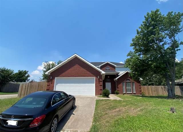 7421 Marsarie Court, Fort Worth, TX 76137 (MLS #14605310) :: Team Hodnett