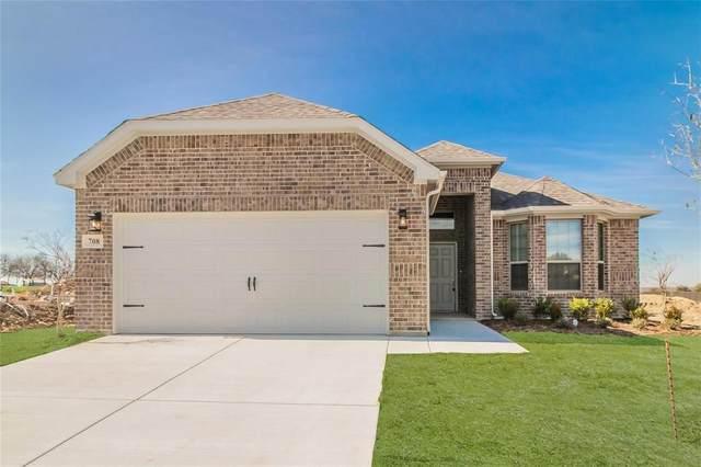 729 Hackamore Street, White Settlement, TX 76108 (MLS #14605332) :: Real Estate By Design
