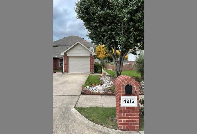 4916 Captains Place, Garland, TX 75043 (MLS #14605334) :: Team Hodnett