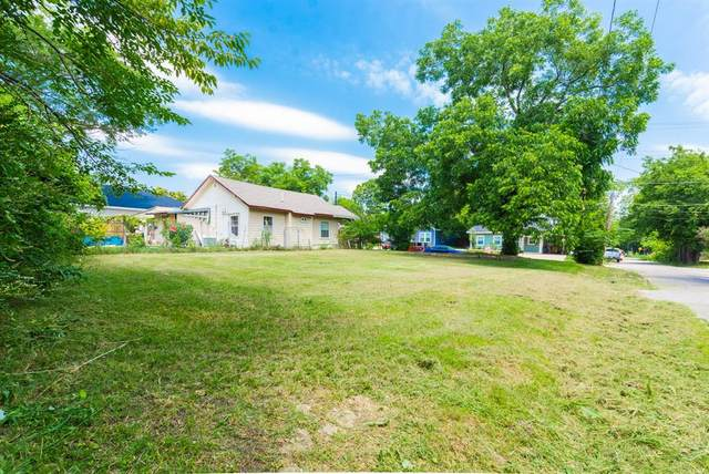 2901 Marshall Street, Greenville, TX 75401 (MLS #14605340) :: Russell Realty Group