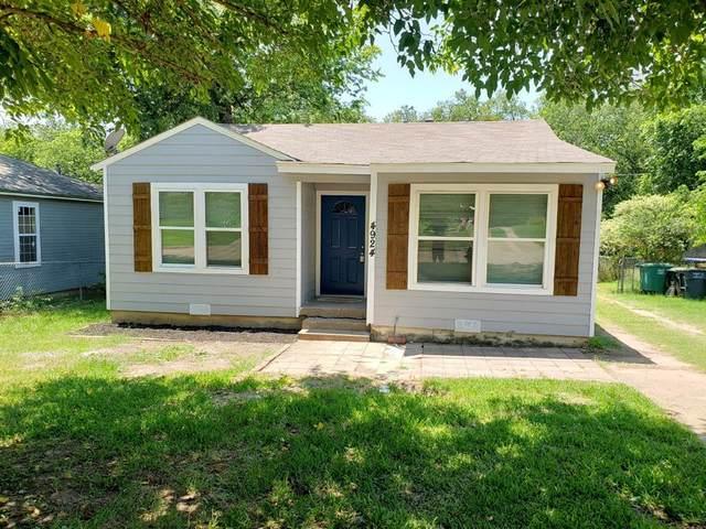 4924 Royal Drive, Fort Worth, TX 76116 (MLS #14605353) :: RE/MAX Pinnacle Group REALTORS