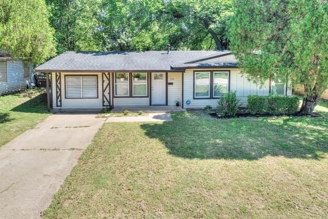 749 Deerwood Drive, Dallas, TX 75232 (MLS #14605365) :: The Chad Smith Team