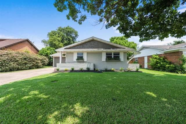 518 Malden Drive, Richardson, TX 75080 (MLS #14605366) :: The Mauelshagen Group