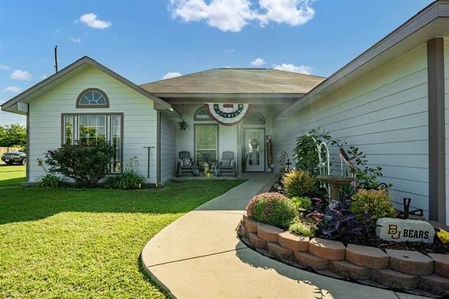 301 S Wesley Street, Itasca, TX 76055 (MLS #14605372) :: Real Estate By Design