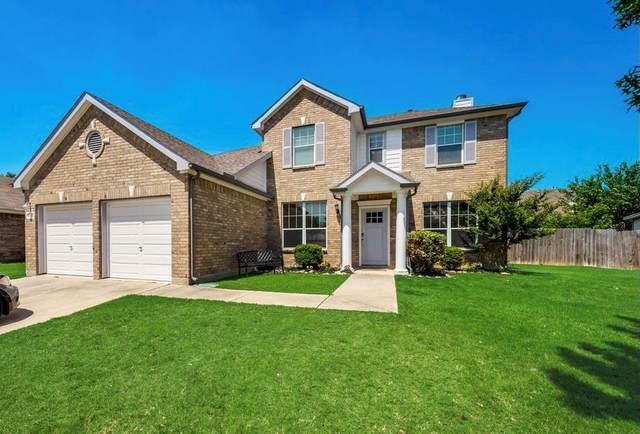 13525 Quail View Drive, Fort Worth, TX 76052 (MLS #14605373) :: The Chad Smith Team