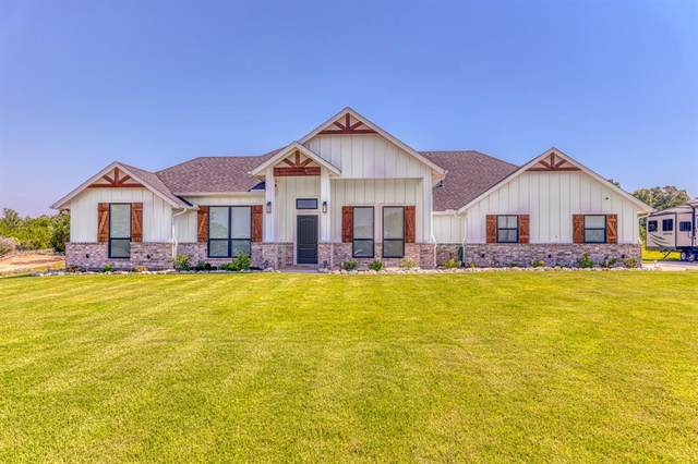 116 Cottongame Road, Weatherford, TX 76088 (MLS #14605376) :: Craig Properties Group
