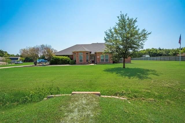 208 Burtonwood Circle, Ovilla, TX 75154 (MLS #14605386) :: The Property Guys