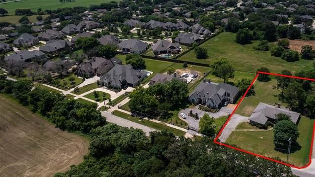 181 E Highland Street, Southlake, TX 76092 (MLS #14605388) :: The Hornburg Real Estate Group