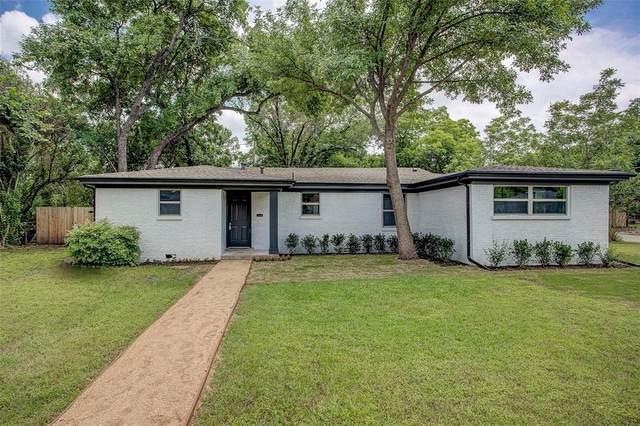 5529 Fursman Avenue, Fort Worth, TX 76114 (MLS #14605403) :: Real Estate By Design