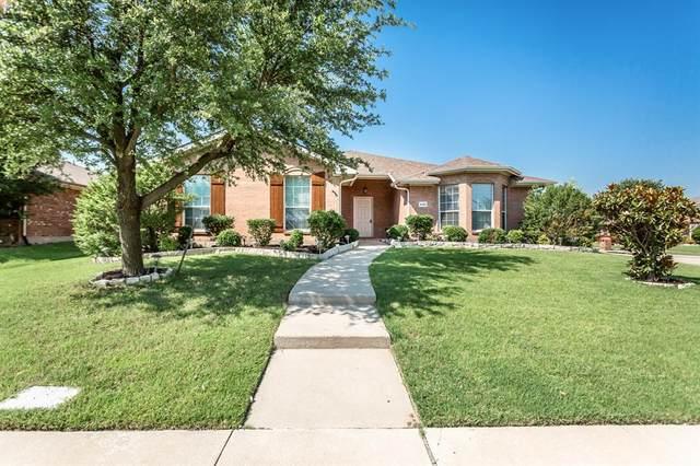 4135 Cherry Ridge Drive, Frisco, TX 75033 (MLS #14605405) :: Robbins Real Estate Group