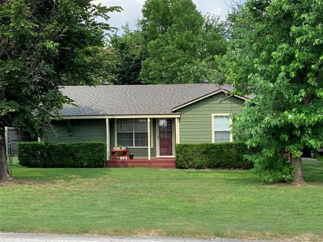 235 Allen Street, Weatherford, TX 76086 (MLS #14605409) :: Team Tiller