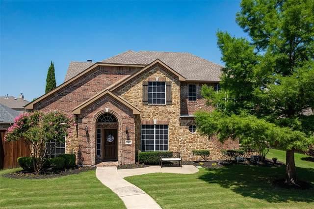 9555 Dickens Lane, Frisco, TX 75033 (MLS #14605414) :: The Rhodes Team