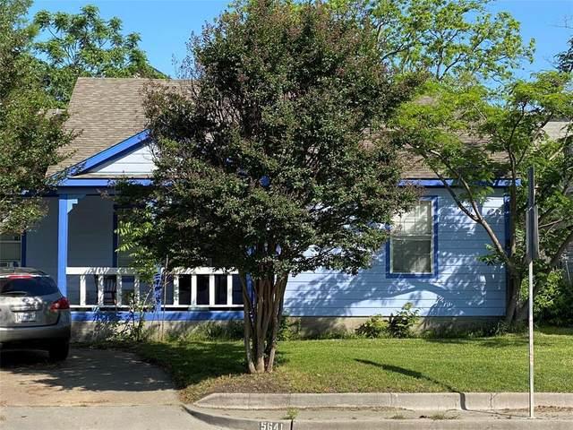 5641 Live Oak Street, Dallas, TX 75206 (MLS #14605417) :: Feller Realty
