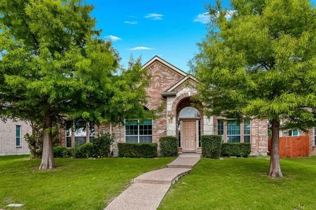 8100 Peacock Lane, Frisco, TX 75035 (MLS #14605431) :: Crawford and Company, Realtors