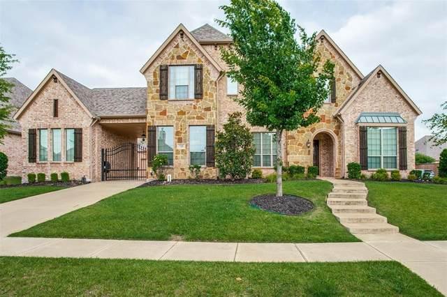 721 Moss Glen Drive, Prosper, TX 75078 (MLS #14605433) :: The Good Home Team