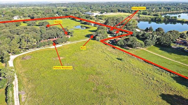 6350 Teague Rd Road, Fort Worth, TX 76140 (MLS #14605436) :: Front Real Estate Co.