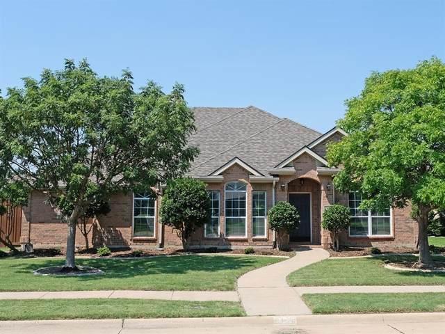 3748 Neptune Circle, Frisco, TX 75033 (MLS #14605438) :: Robbins Real Estate Group