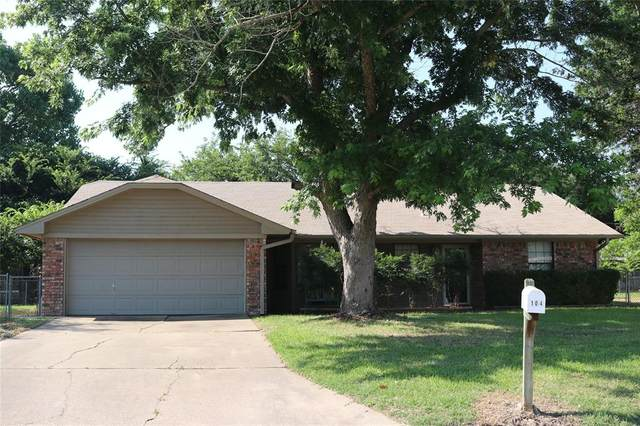104 Sharp Circle, Stephenville, TX 76401 (MLS #14605441) :: The Property Guys