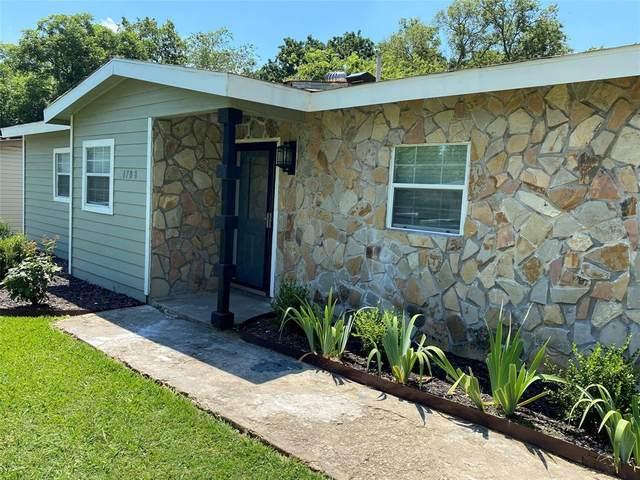 4708 Burton Avenue, Fort Worth, TX 76105 (MLS #14605457) :: Robbins Real Estate Group