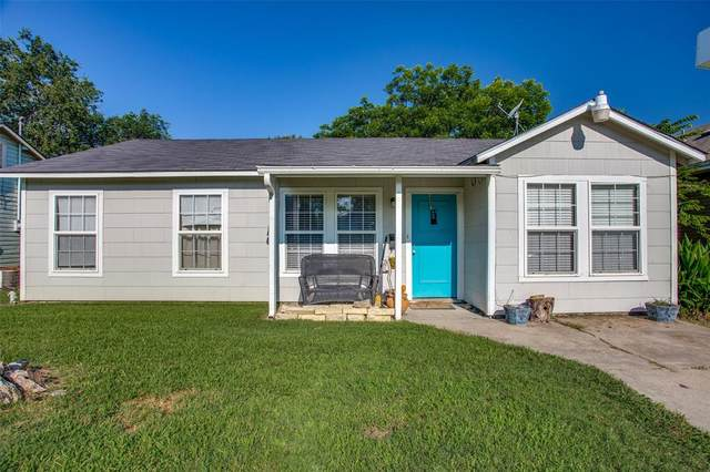2624 Frazier Avenue, Fort Worth, TX 76110 (MLS #14605469) :: The Chad Smith Team