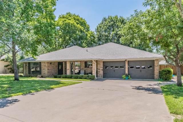 5603 Cortez Drive, De Cordova, TX 76049 (MLS #14605473) :: Real Estate By Design