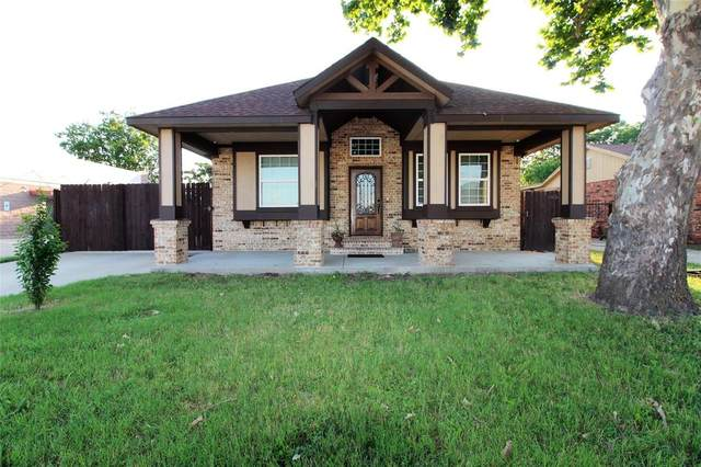 2936 S Grove Street, Fort Worth, TX 76104 (MLS #14605481) :: Front Real Estate Co.