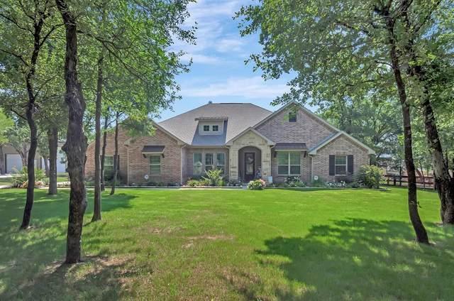 8060 Old Springtown Road, Springtown, TX 76082 (MLS #14605488) :: Real Estate By Design