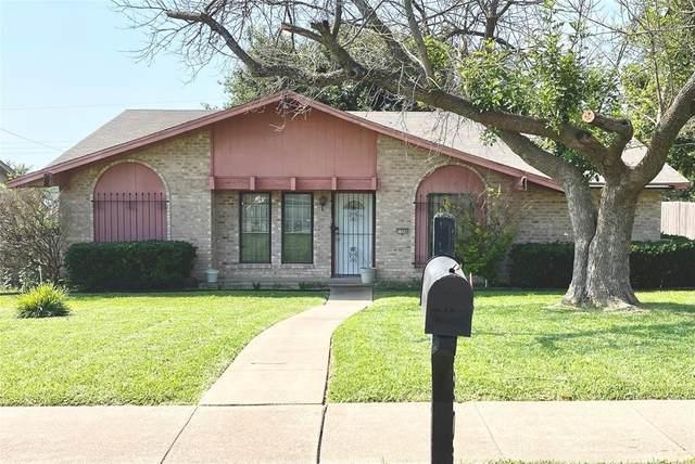 1506 Duet Drive, Dallas, TX 75241 (MLS #14605489) :: Robbins Real Estate Group