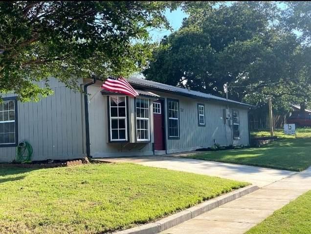 729 Hettie Street, Denton, TX 76209 (MLS #14605490) :: Trinity Premier Properties