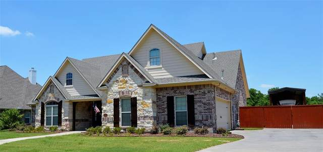 2002 Creekview Drive, Commerce, TX 75428 (MLS #14605524) :: Real Estate By Design