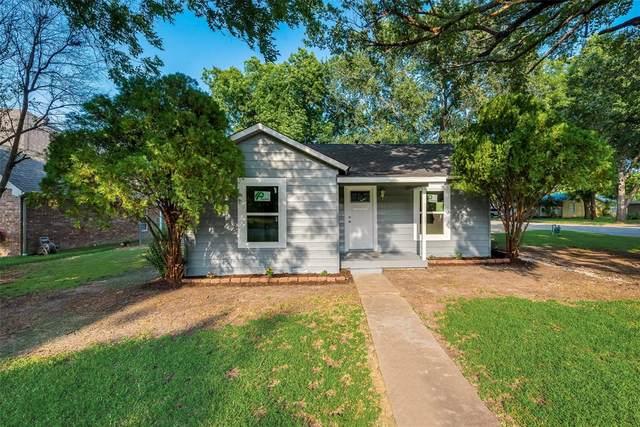 413 Mirike Drive, White Settlement, TX 76108 (MLS #14605526) :: The Good Home Team