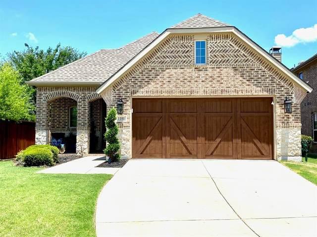 1101 Montgomery Way, Lantana, TX 76226 (MLS #14605534) :: RE/MAX Pinnacle Group REALTORS