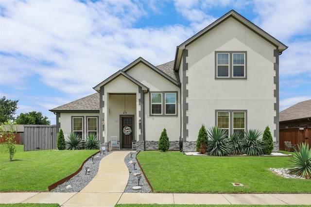 4713 Highgate Lane, Rowlett, TX 75088 (MLS #14605535) :: The Good Home Team