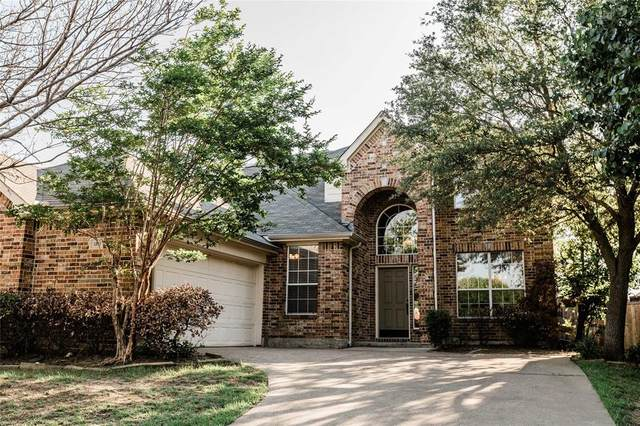 1203 Wentwood Drive, Corinth, TX 76210 (MLS #14605569) :: Real Estate By Design