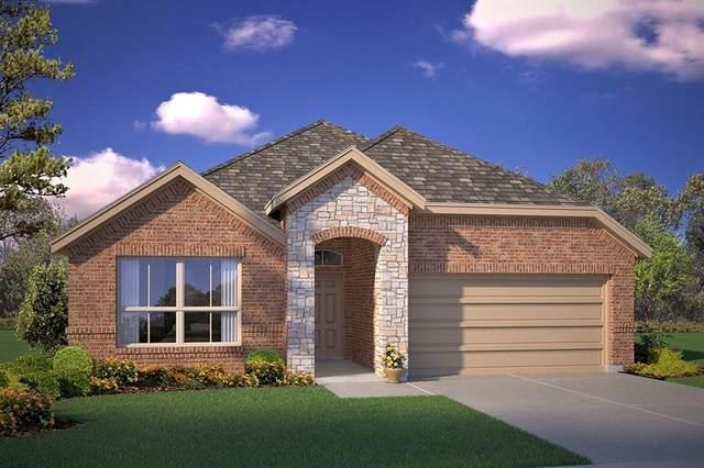 1821 Ruffian Road, Granbury, TX 76049 (MLS #14605570) :: Real Estate By Design