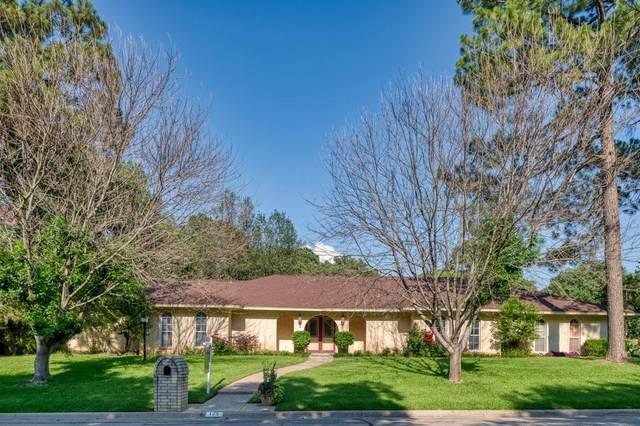 125 Pennsylvania Drive, Denton, TX 76205 (MLS #14605573) :: Trinity Premier Properties