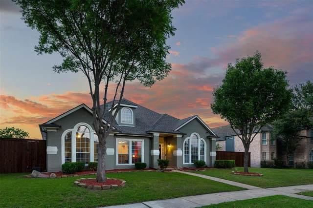 8705 Lakeport Drive, Rowlett, TX 75089 (MLS #14605600) :: The Good Home Team