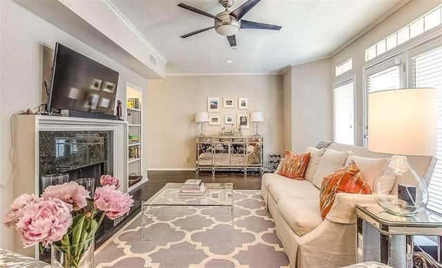 4040 Avondale Avenue #406, Dallas, TX 75219 (MLS #14605601) :: EXIT Realty Elite