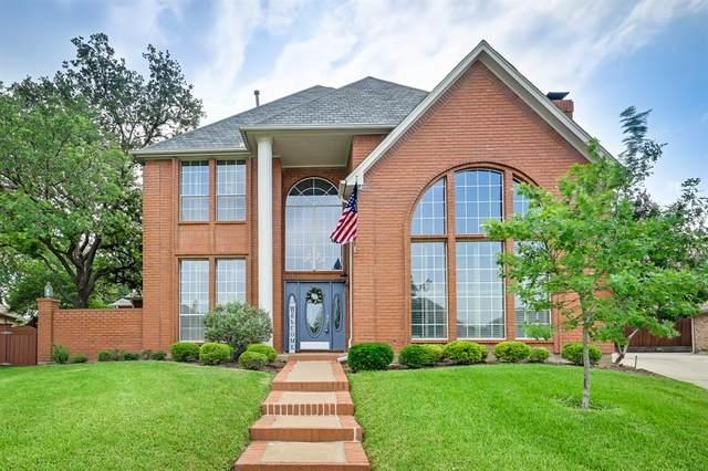 10 Grant Place, Pantego, TX 76013 (MLS #14605644) :: Lisa Birdsong Group | Compass