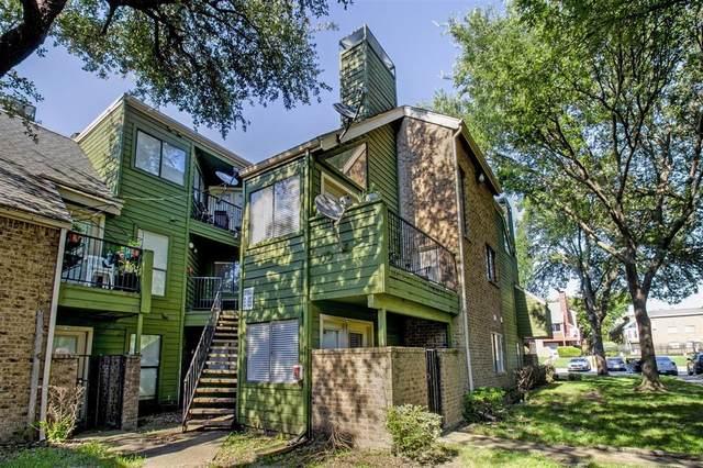 9831 Walnut Street #209, Dallas, TX 75243 (MLS #14605649) :: Real Estate By Design