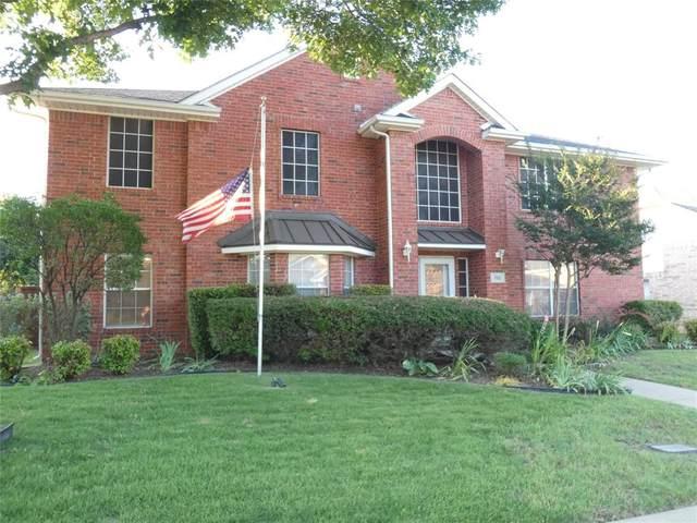723 Hollow Ridge Drive, Allen, TX 75002 (MLS #14605656) :: The Great Home Team