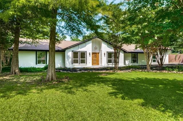 150 Cedarcrest Lane, Double Oak, TX 75077 (MLS #14605659) :: Wood Real Estate Group