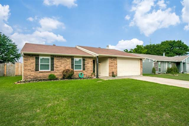 5212 Gibson Drive, The Colony, TX 75056 (MLS #14605682) :: The Property Guys