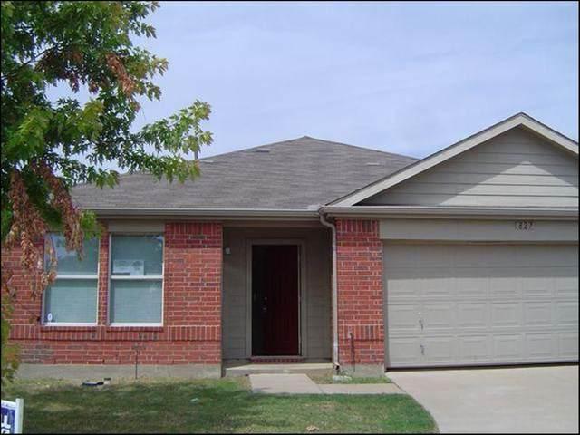 827 Cascade Drive, Glenn Heights, TX 75154 (MLS #14605712) :: Real Estate By Design