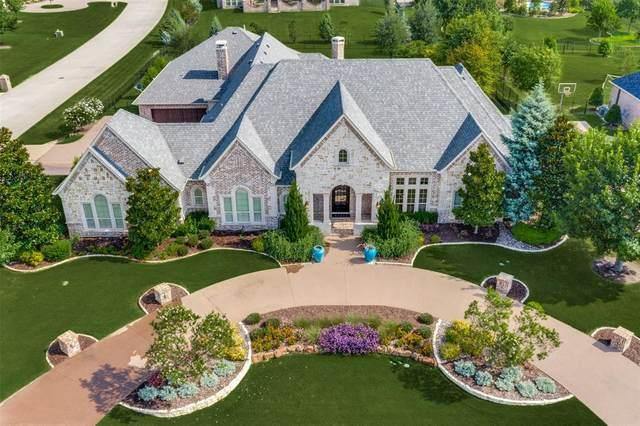 2121 Meadow View Drive, Prosper, TX 75078 (MLS #14605730) :: Wood Real Estate Group
