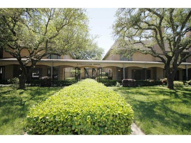 7830 Meadow Park Drive #128, Dallas, TX 75230 (MLS #14605739) :: Lisa Birdsong Group | Compass