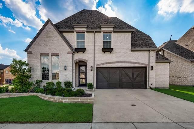 5101 Shallow Pond Drive, Little Elm, TX 76227 (MLS #14605741) :: The Hornburg Real Estate Group