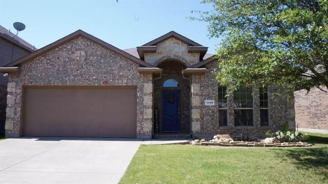 1348 Amazon Drive, Fort Worth, TX 76247 (MLS #14605771) :: The Daniel Team